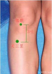 胃食道逆流穴位(圖四)